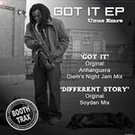 EMRE, Unus - Got It EP (Front Cover)