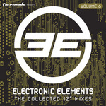 VARIOUS - Electronic Elements Vol. 6 (Front Cover)