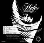 HEKO - Planet 77 EP (Front Cover)