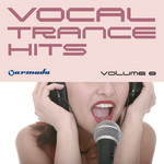 VARIOUS - Vocal Trance Hits Vol. 8 (Front Cover)