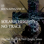 SOLARIS HEIGHTS - No Trace (Front Cover)