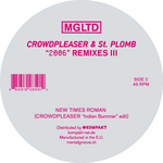 CROWDPLEASER & ST PLOMB - 2006 Remixes (part 3) (Back Cover)