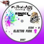 XANDEK - Electro Funk (Back Cover)