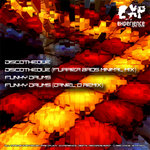 DEEROY - Dance On The Floor EP (Back Cover)