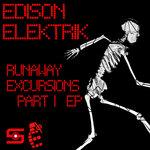 EDISON ELEKTRIK - Runaway Excursions (Part 1) (Front Cover)