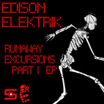 EDISON ELEKTRIK - Runaway Excursions (Part 1) (Back Cover)