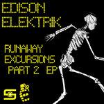 EDISON ELEKTRIK - Runaway Excursions (Part 2) (Back Cover)