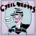 TROTTS, Cyril - Cyril Trotts To Bogna (Front Cover)