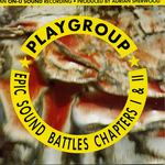 PLAYGROUP - Epic Sound Battles Chapter 1 (Front Cover)