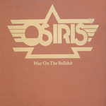 OSIRIS - War On The Bullshit (Front Cover)