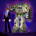 DISCOSYNTHETIQUE & MILLER - Can't Stop This (Front Cover)