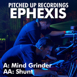 EPHEXIS - Mind Grinder (Front Cover)