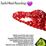 VARIOUS - Soulful Mood Recordings Vol 1 (Front Cover)