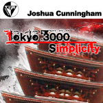 CUNNINGHAM, Joshua - Tokyo 3000 (Front Cover)
