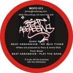 BEAT ASSASSINS - We Run Tings (Back Cover)