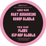 BEAT ASSASSINS/FLORE - Bebop Aloola (Back Cover)