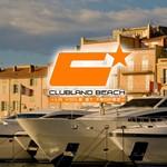 VARIOUS - Clubland Beach - La Voile St Tropez (Front Cover)
