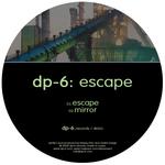 DP-6 - Escape EP (Back Cover)
