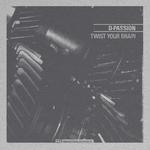 D-PASSION - Twist Your Brain (Front Cover)
