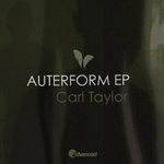 TAYLOR, Carl - Auterform EP (Front Cover)