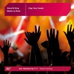 STEVE N KING meets LE ROCK - Clap Your Hands (Front Cover)