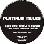 PLATINUM MULES - Gammon Steak (Back Cover)