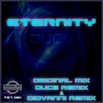 JUCE - Eternity (Front Cover)