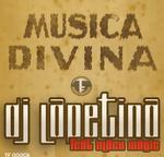DJ LAPETINA feat BLACK MAGIC - Musica Divina (Front Cover)