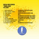 VARIOUS - Timeless Volume 1 (Back Cover)