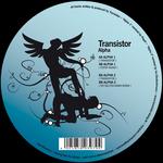 TRANSISTOR - Alpha (Front Cover)