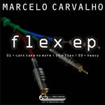 CARVALHO, Marcelo - Flex EP (Front Cover)