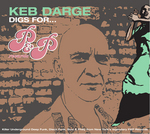 DARGE, Keb/VARIOUS - Keb Darge Digs For P&P Records (Front Cover)