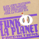 LEWIS, Glen feat MJOJO & BONGANI - Life Everlasting (Dennis Ferrer mixes) (Front Cover)
