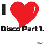 MATTLOK - I Luv Disco EP: Part 1 (Front Cover)