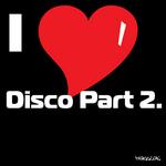 MATTLOK - I Luv Disco EP: Part 2 (Back Cover)