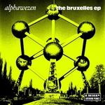 ALPHAWEZEN - The Bruxelles EP (Front Cover)