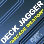 JAGGER, Deck - Arcade Weapon (Front Cover)