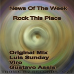 NEWS OF THE WEEK - Rock This Place (Front Cover)