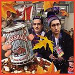 CRACKHAUS - Blame Canada! (Front Cover)