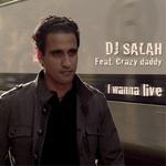 DJ SALAH feat CRAZY DADDY - I Wanna Live (Back Cover)