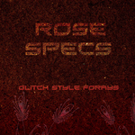 ROSE SPECS - Glitch Style Forays (Front Cover)