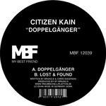 CITIZEN KAIN - Doppelganger (Front Cover)