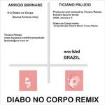 PALUDO, Ticiano feat ARRIGO BARNABE - Diabo No Corpo (Bossa Furiosa Remix) (Back Cover)