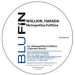 WOLLION_HARADA - Metropolitan Fulltime (Front Cover)