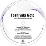 TOSHIYUKI with SAMBLE ORCHESTRA GOTO - Ritomo No 104 (Front Cover)
