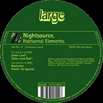 NIGHTSOURCE - Nocturnal Elements EP (DJ Rasoul/Miguel Migs production) (Front Cover)