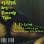 FERNANDINHOZZZ - Haha Im Fancy Too (Back Cover)