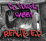 DJ PURPLE RABBIT - Reality EP (Front Cover)