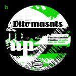 MOLEON, David/DITO MASATS - Lunattica (Back Cover)