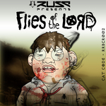 PUSHER, Alex/MALSUM/SHINTUZA/FELON/SIDIUS - Flies Of The Lord EP (Front Cover)